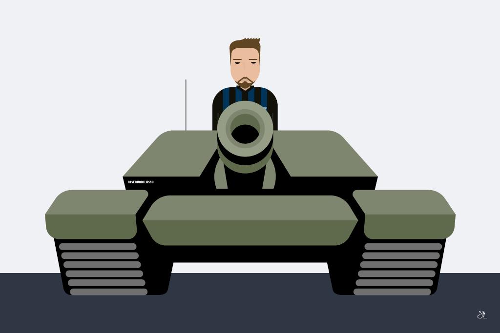 Denis german tanque