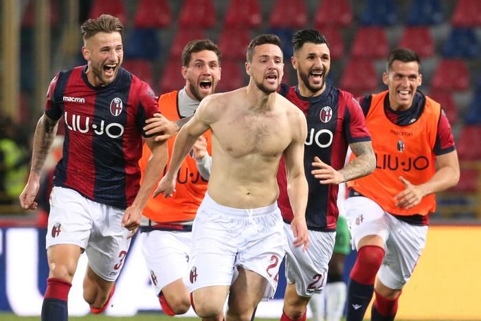 Mattia Destro - Riiserva di Lusso - Gol Bologna-Sassuolo 2-1