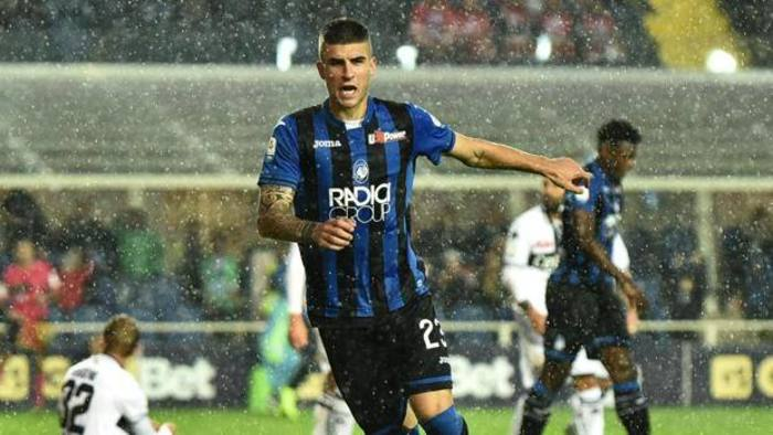 Gianluca Mancini Atalanta Matrix 23 Riserva di Lusso