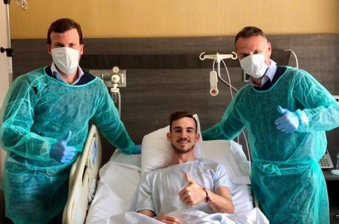 Fabian Ruiz - Riserva di Lusso - influenza suina