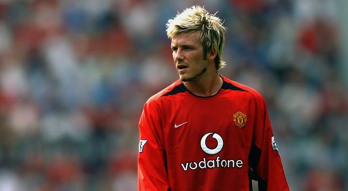 David Beckham Riserva di Lusso