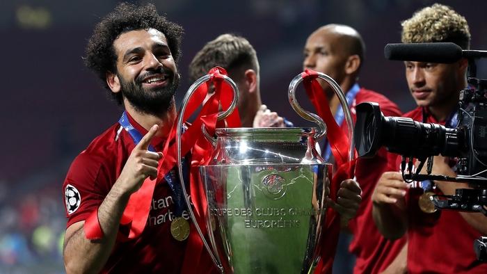 Momo Salah riserva di lusso liverpool champions league campione