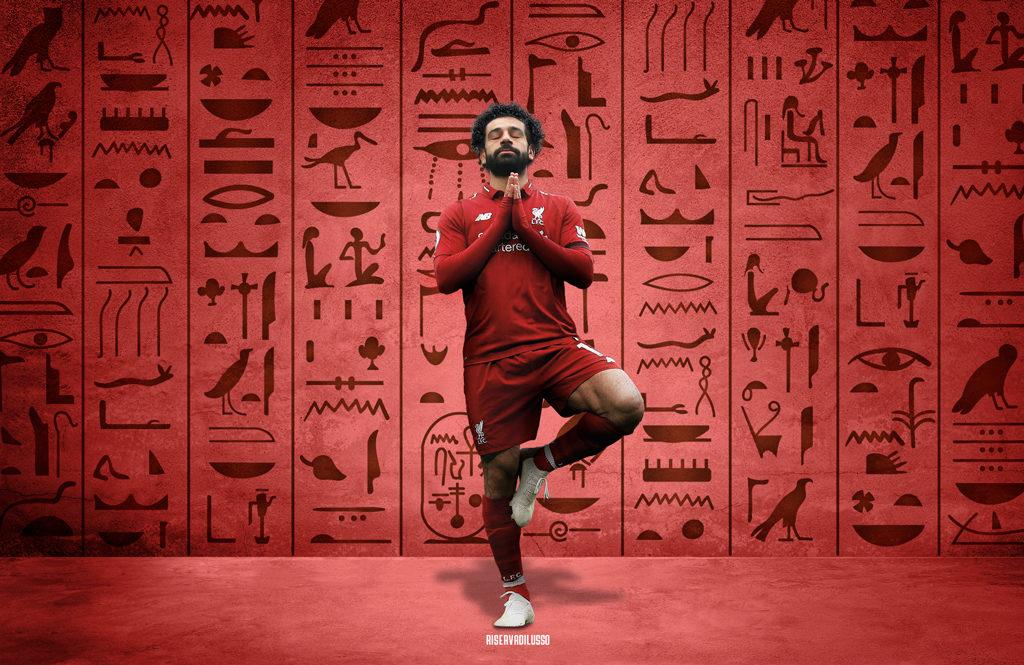 Salah egiziano cover articolo