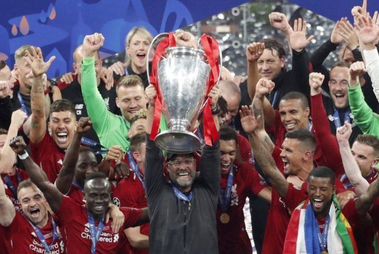 Jurgen klopp liverpool champions league 2019 win riserva di lusso