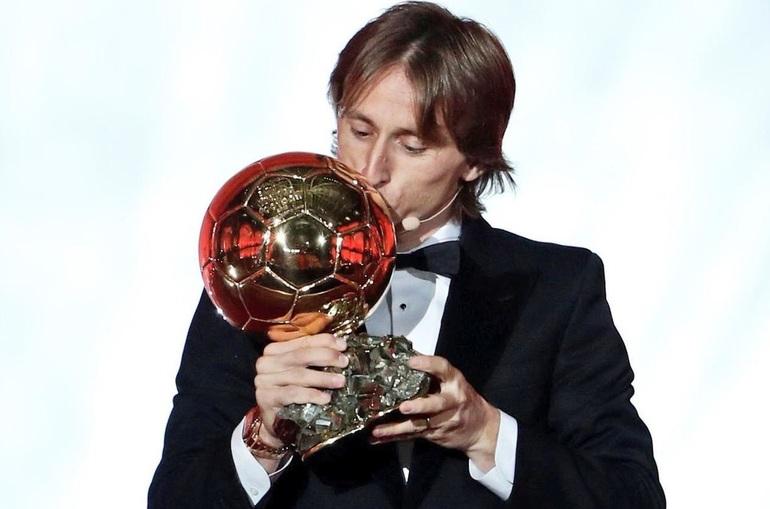Luka Modric riserva di lusso