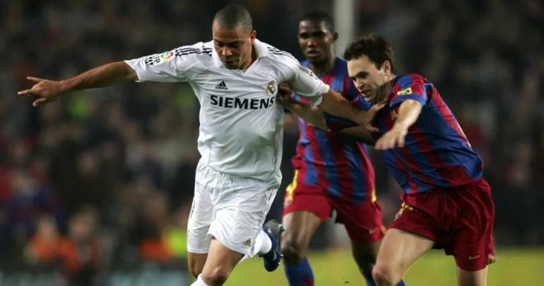 Ronaldo riserva di lusso