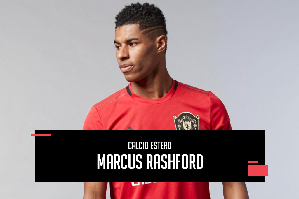 Marcus Rashford riserv di lusso
