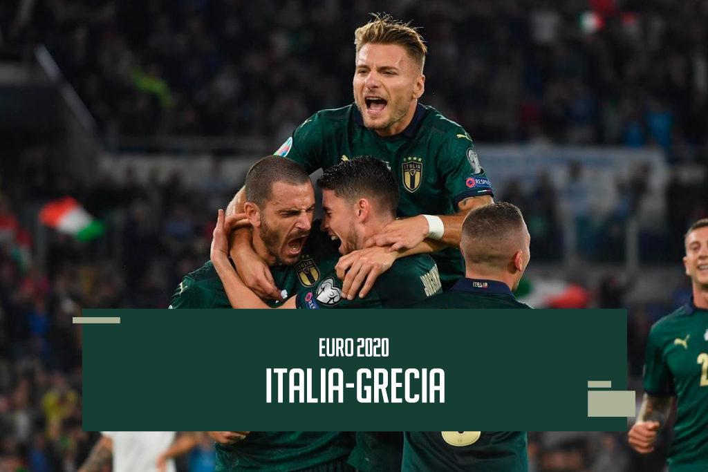 italia-grecia euro 2020 qualificazione riserva di lusso