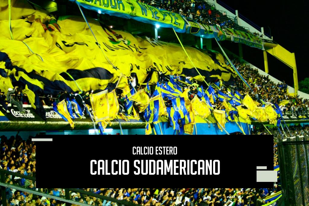 calcio sudamericano riserva di lusso