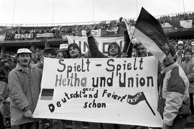 Tifoserie Hertha & Union - Riserva di Lusso