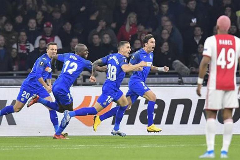 Ajax Getafe 2-1 - Riserva di Lusso