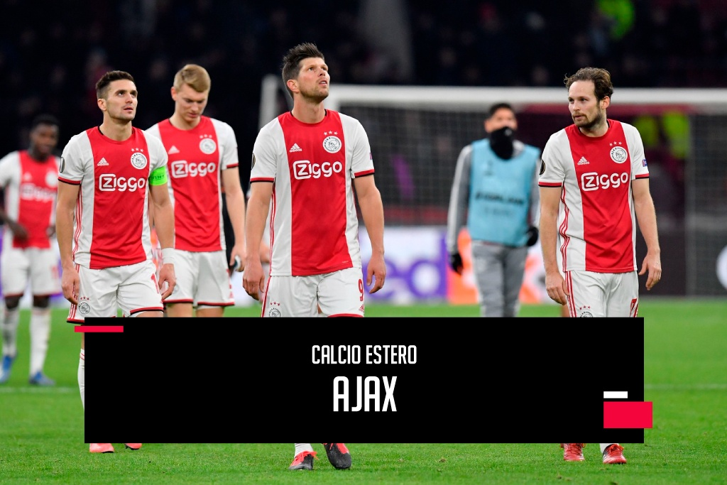 crisi ajax europa league riserva di lusso