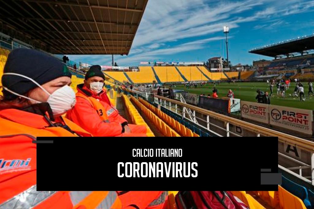 coronavirus calcio riserva di lusso