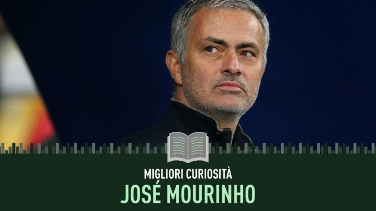 curiosità josé mourinho riserva di lusso