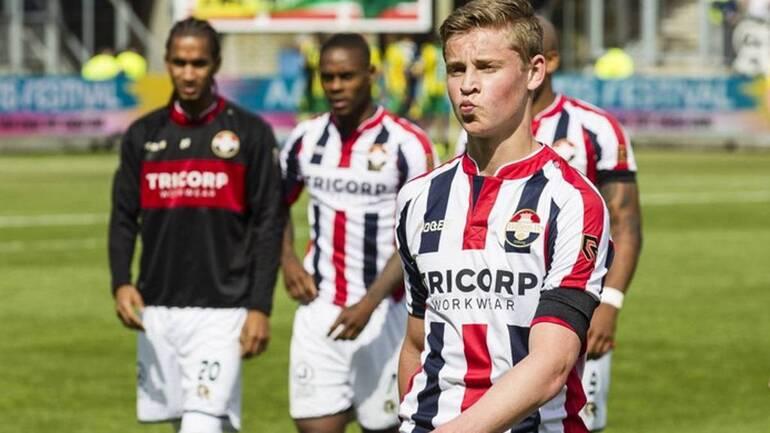 Frankie de Jong willemm II