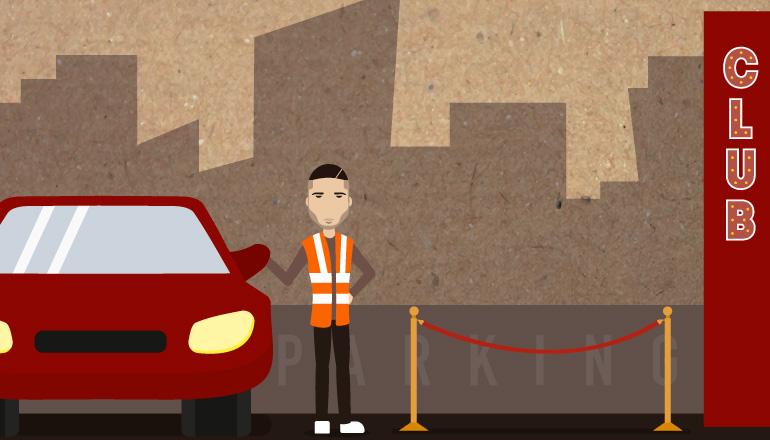 mauro icardi curiosità parcheggiatore