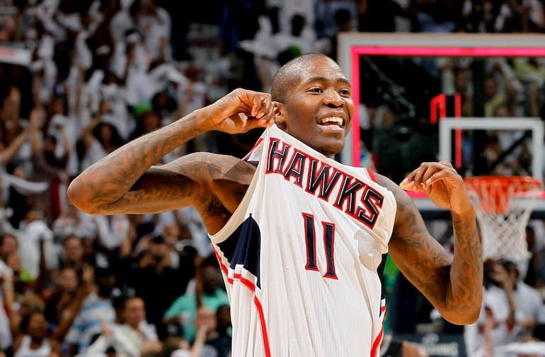 Jamal Crawford agli Atlanta Hawks