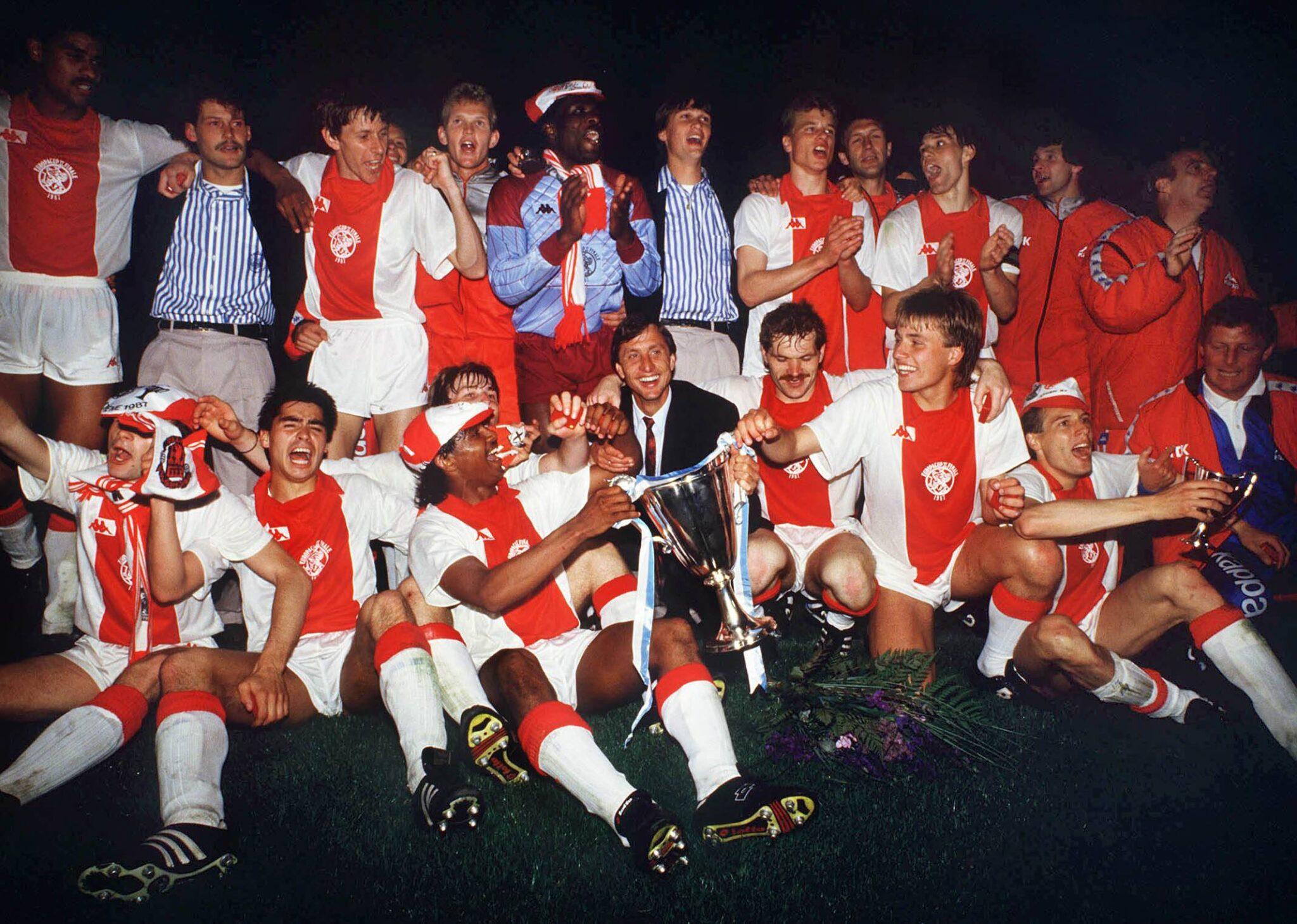 Ajax Coppa delle Coppe - Foto Imago OneFootball