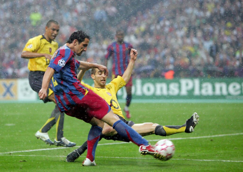 Il tiro decisivo di Belletti (Foto: Laurence Griffiths/Getty Images - OneFootball)