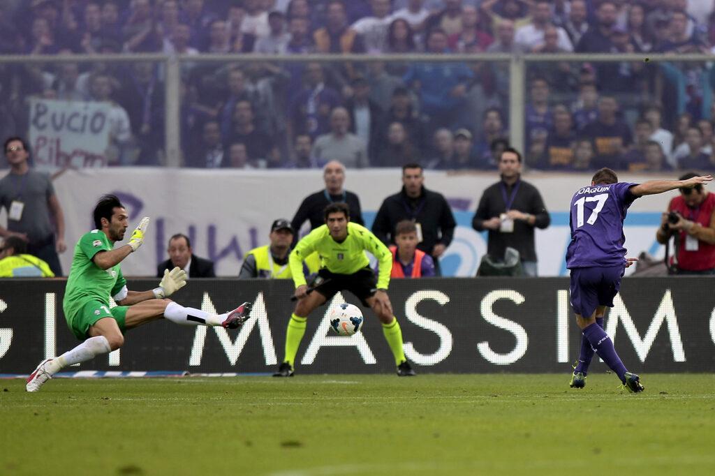 Joaquin segna il 3-2 (Foto: Gabriele Maltinti/Getty Images - OneFootball)