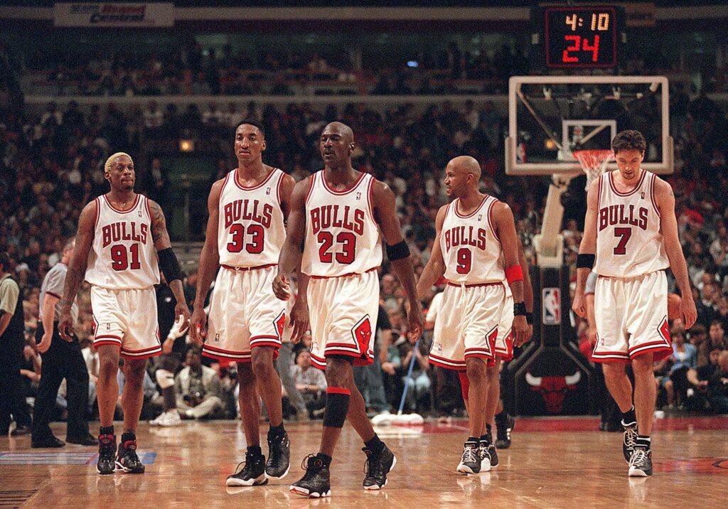 Kukoc e i Bulls