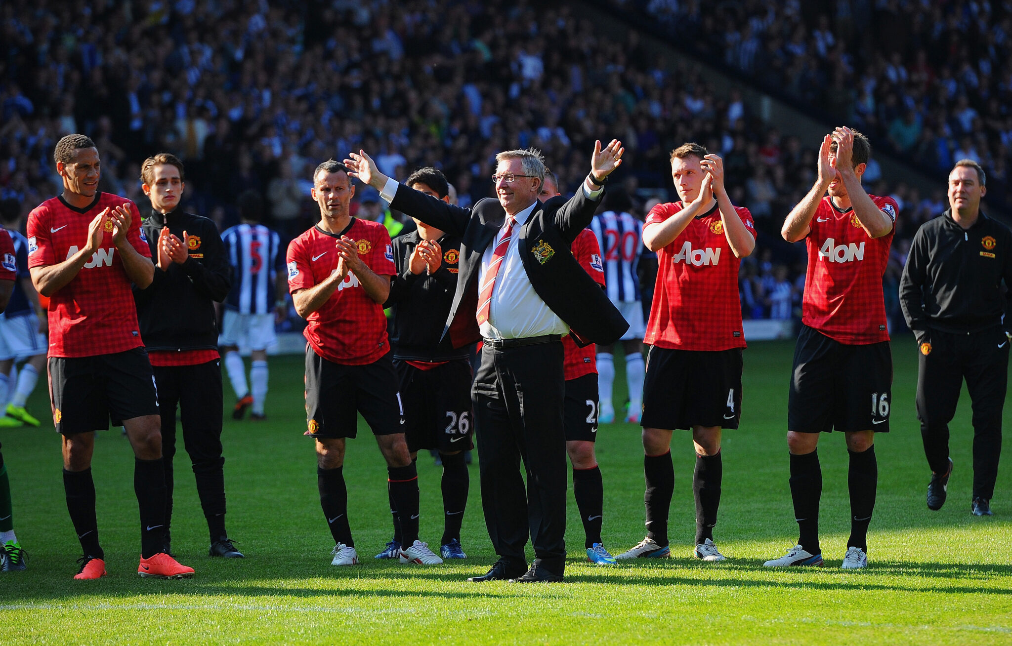 Addio Sir Alex Ferguson - Foto Michael Regan Getty Images OneFootball