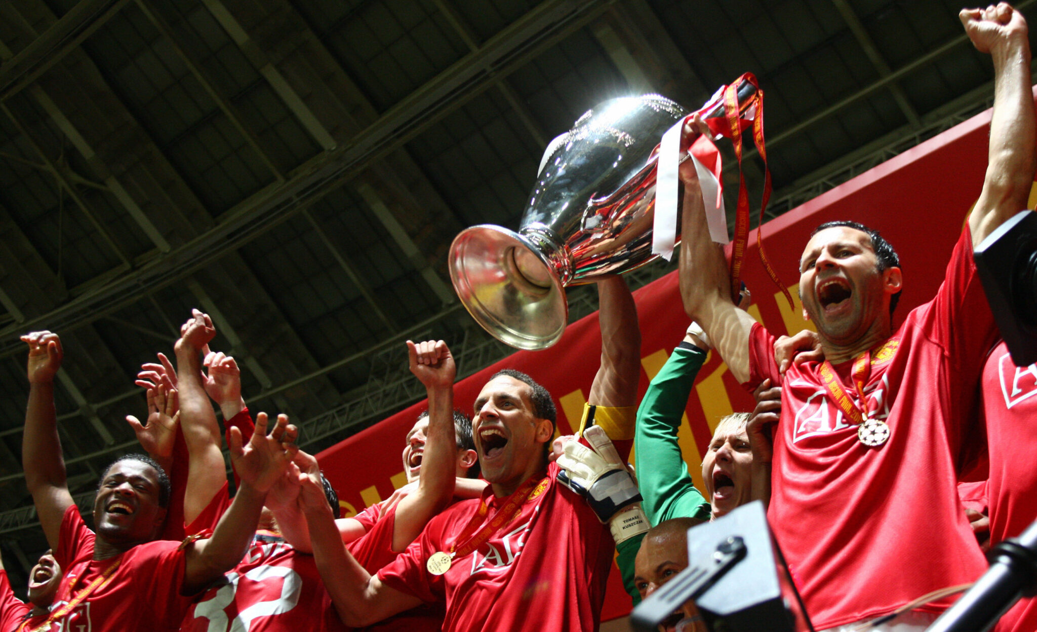 Champions 2008 - Foto Michael Steele Getty Images OneFootball