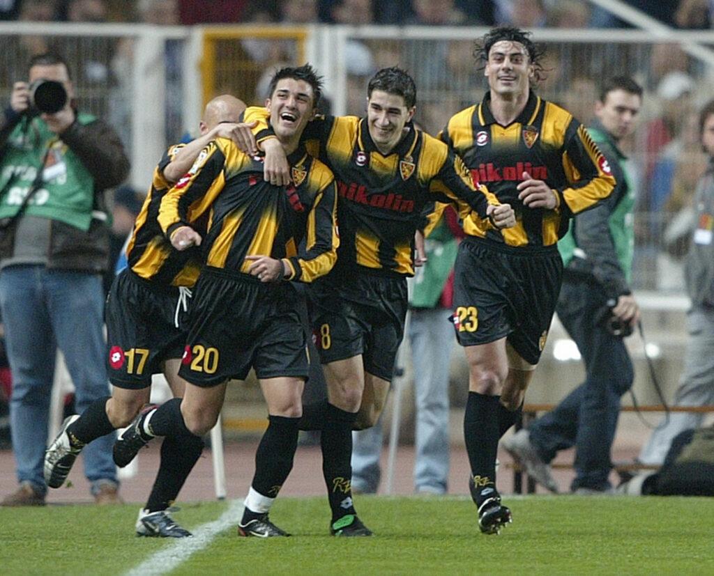 David Villa Real Zaragoza - Foto Lluis Gene AFP via Getty Images OneFootball