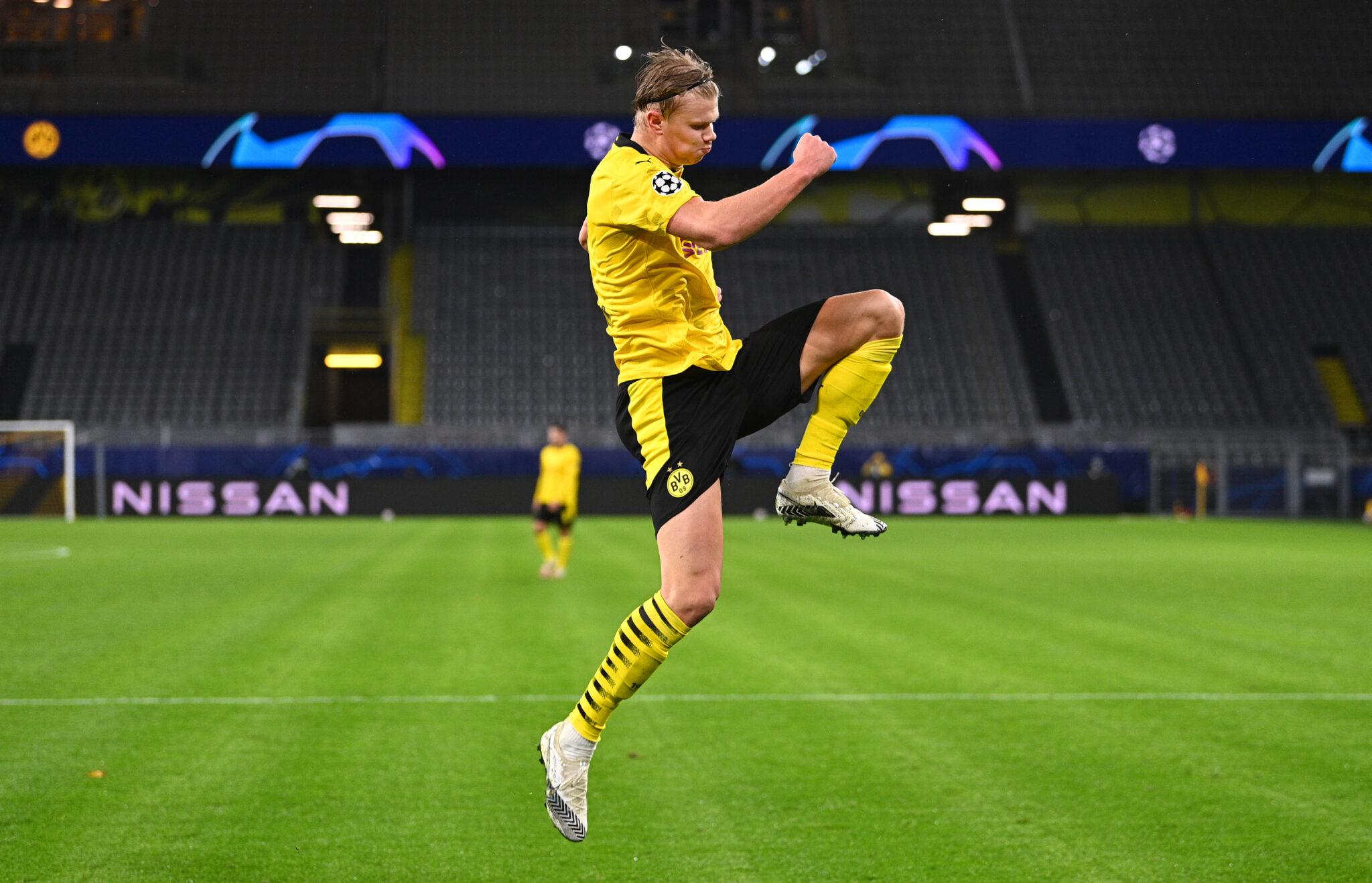 Erling Haaland - Foto Lukas Schulze Getty Images OneFootball