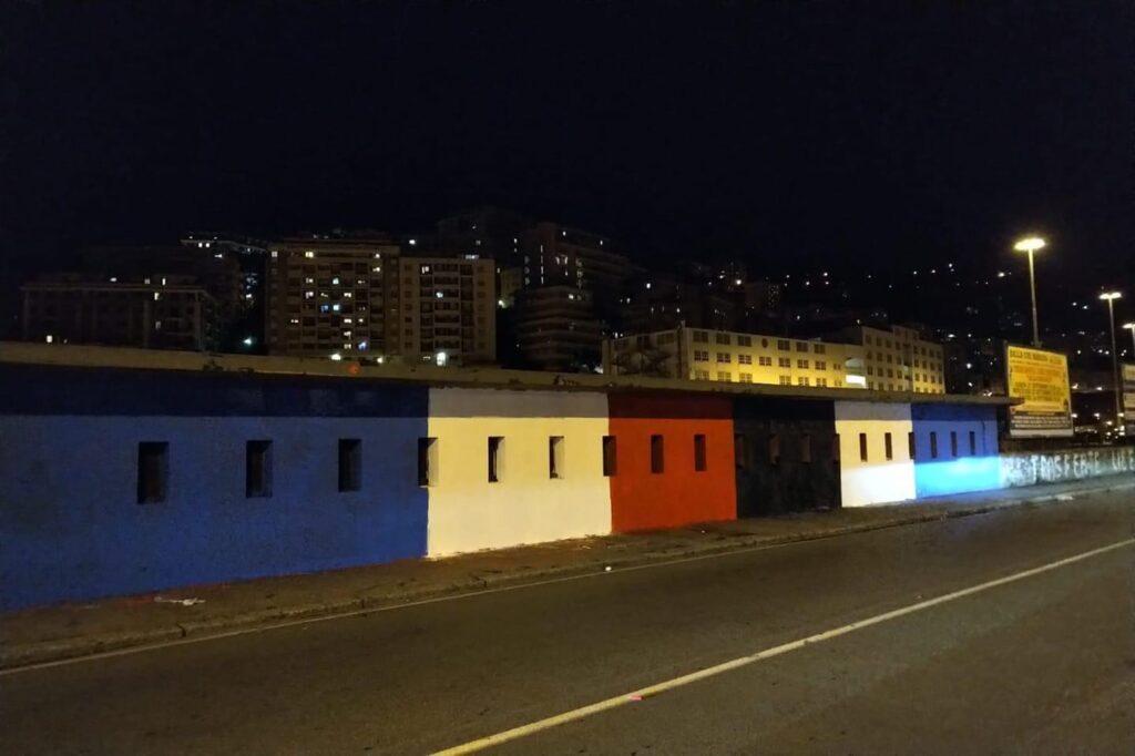 Genova - Le biglietterie di Via del Piano