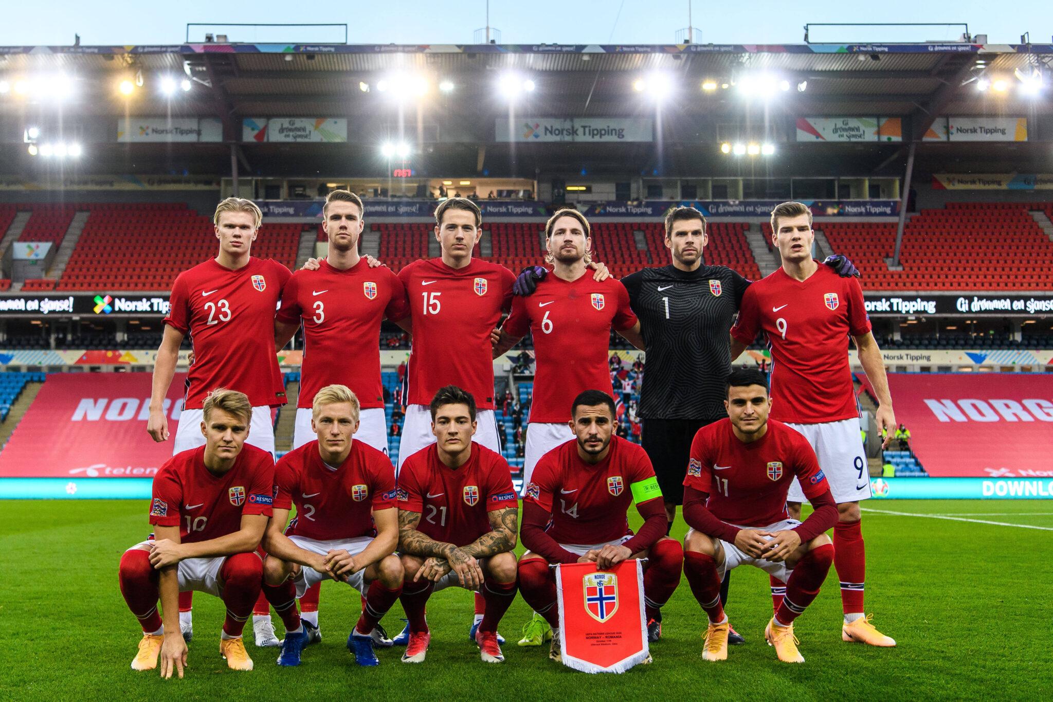 Norvegia - Foto Imago OneFootball