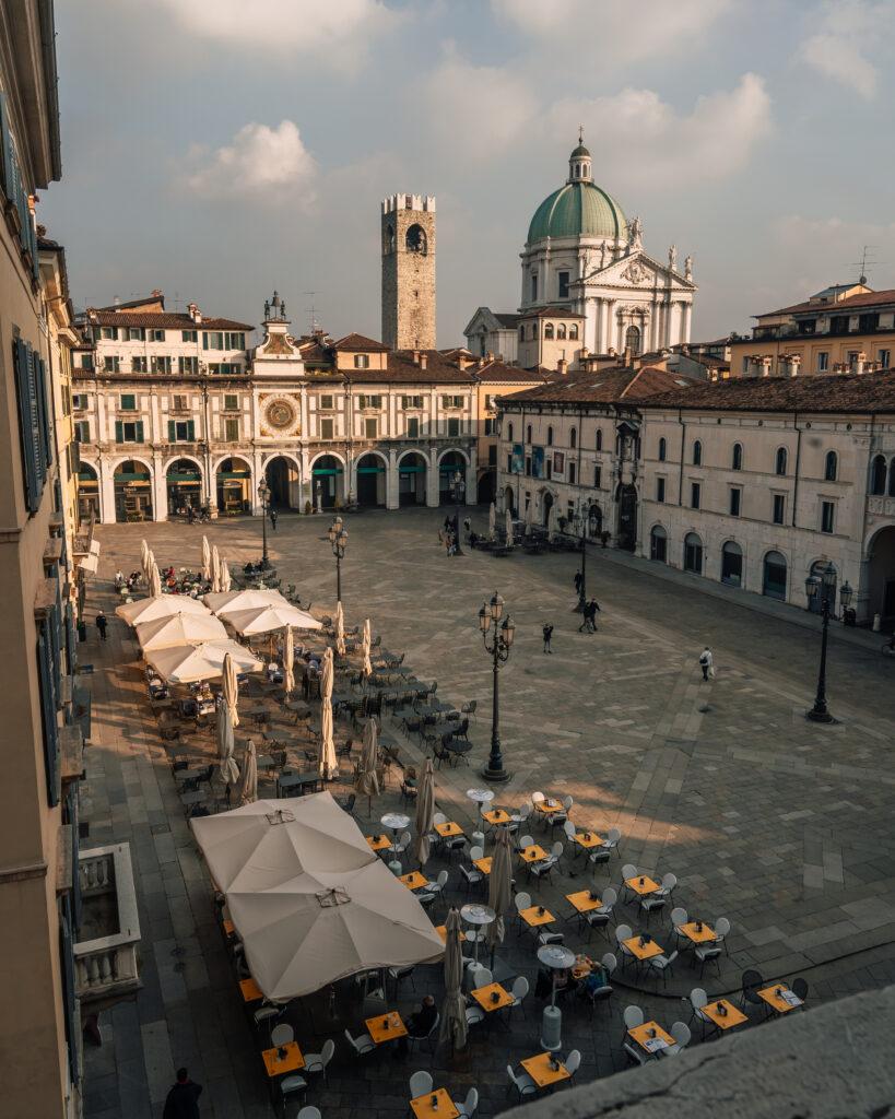 Piazza della Loggia - Brescia