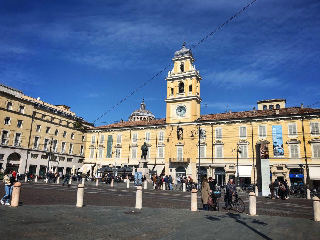 Parma - Piazza Garibaldi