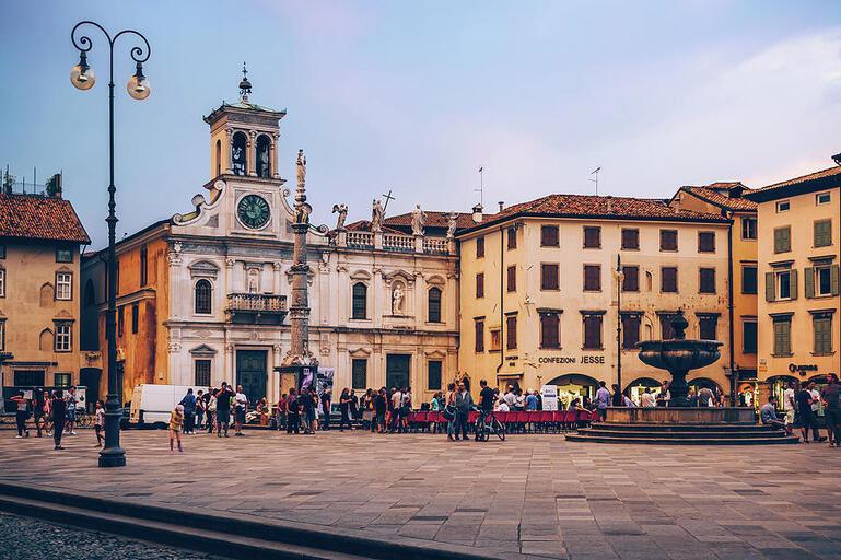 Udine - Piazza Matteotti
