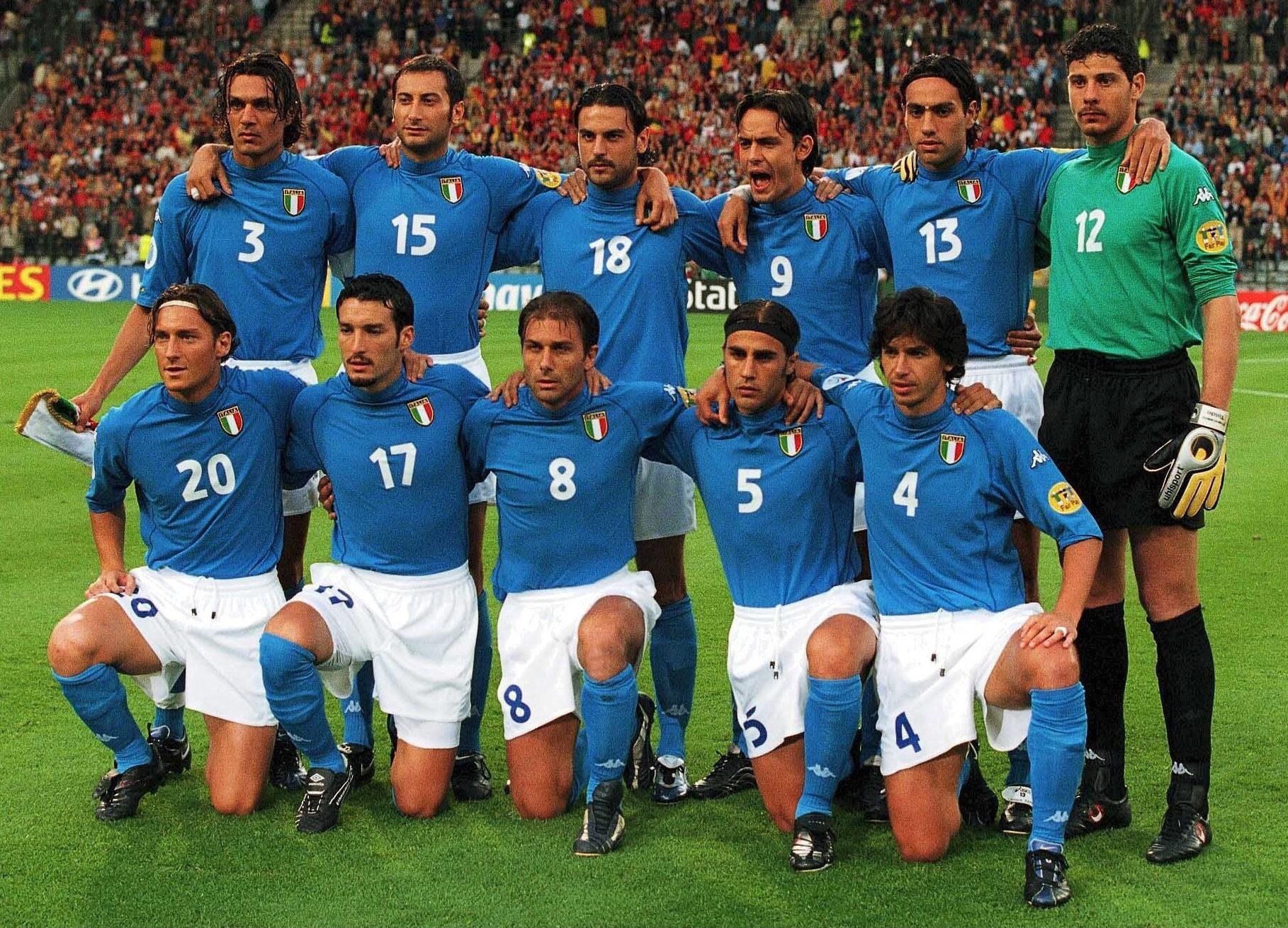 Kappa - Italia