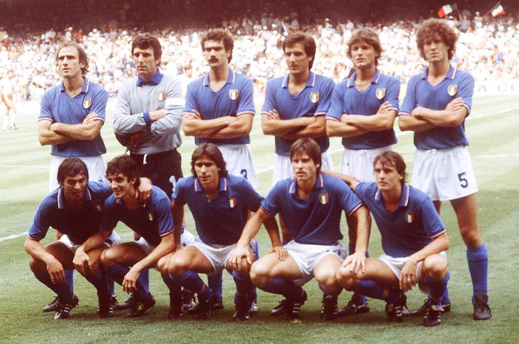 Bergomi - Italia '82