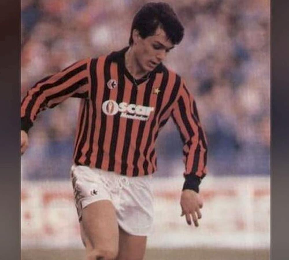 esordio Paolo Maldini