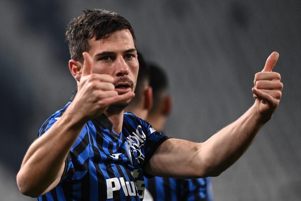 Juventus-Atalanta Freuler