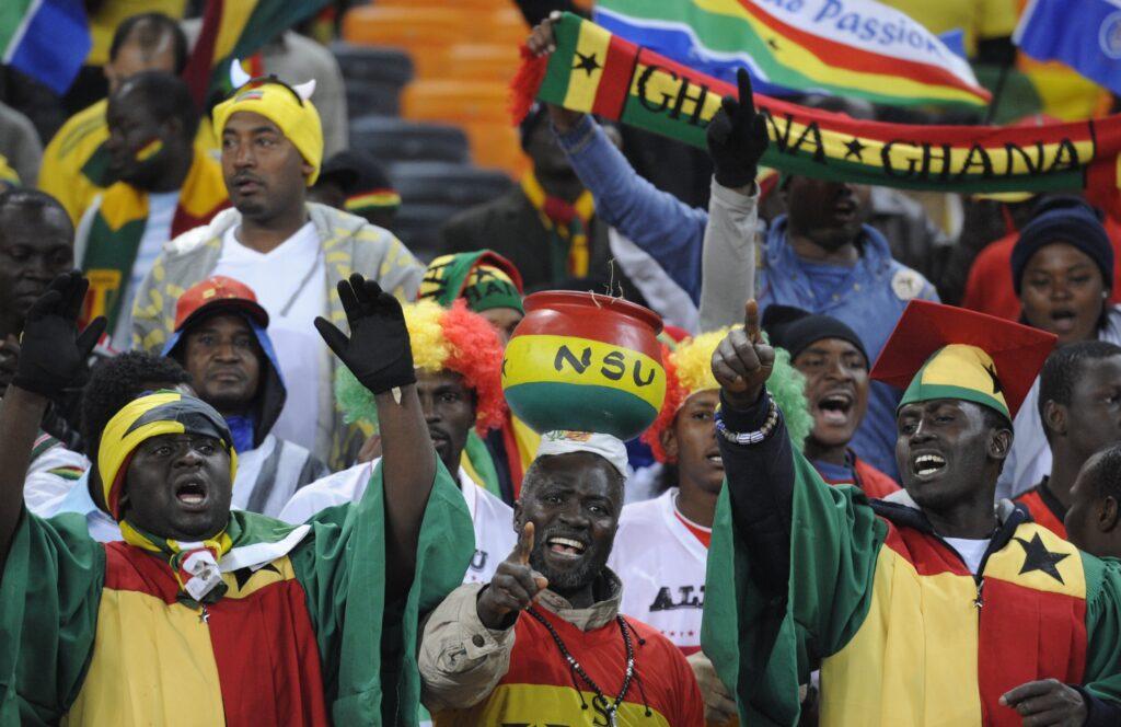 Tifosi Ghana