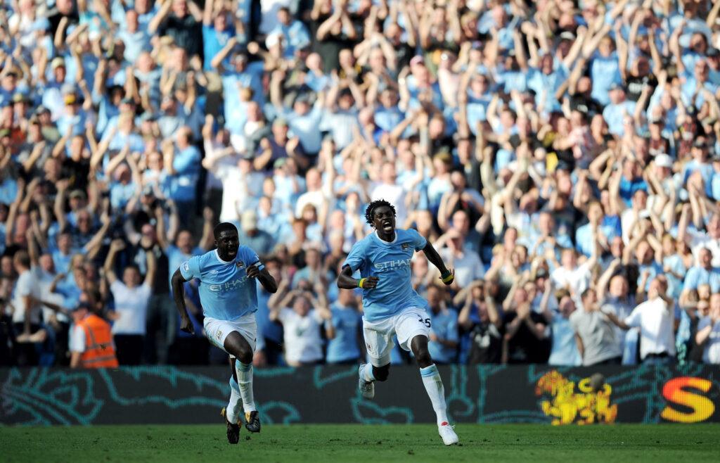 Adebayor vs Arsenal 2 - Foto Shaun Botterill Getty Images OneFootball