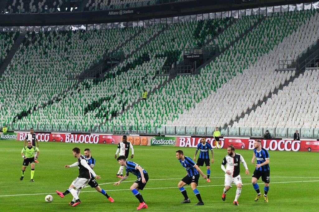 Stadi chiusi - Juventus-Inter