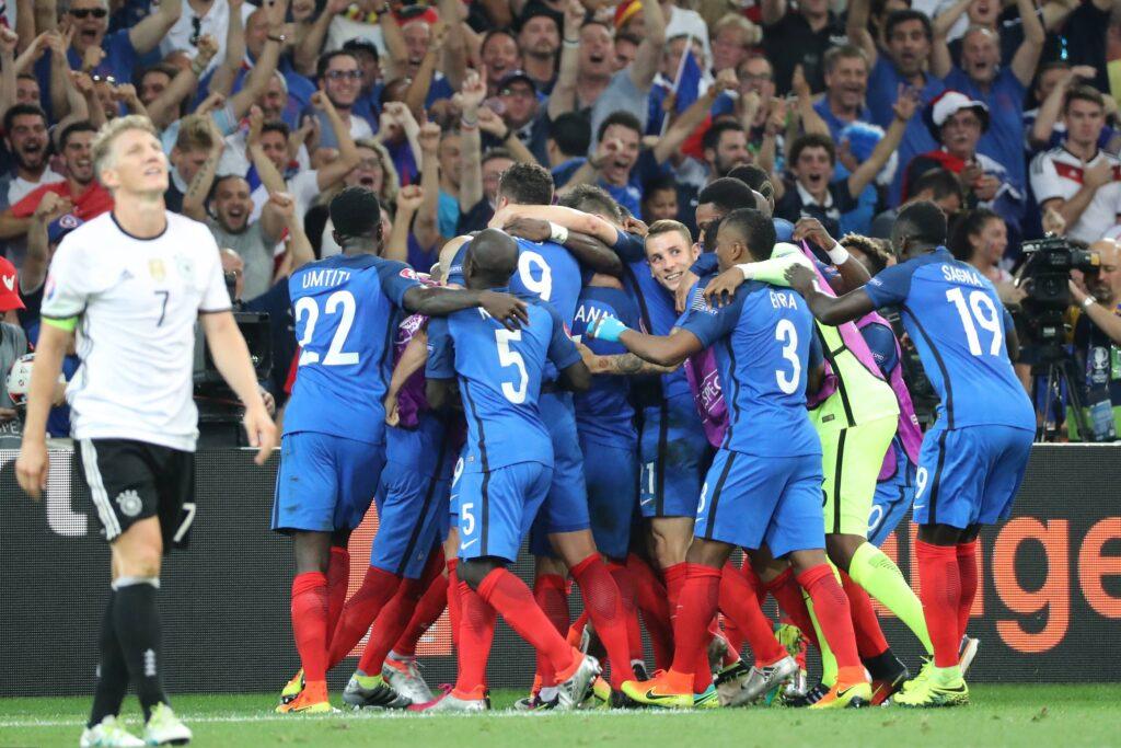 La Francia supera la Germania nel 2016
