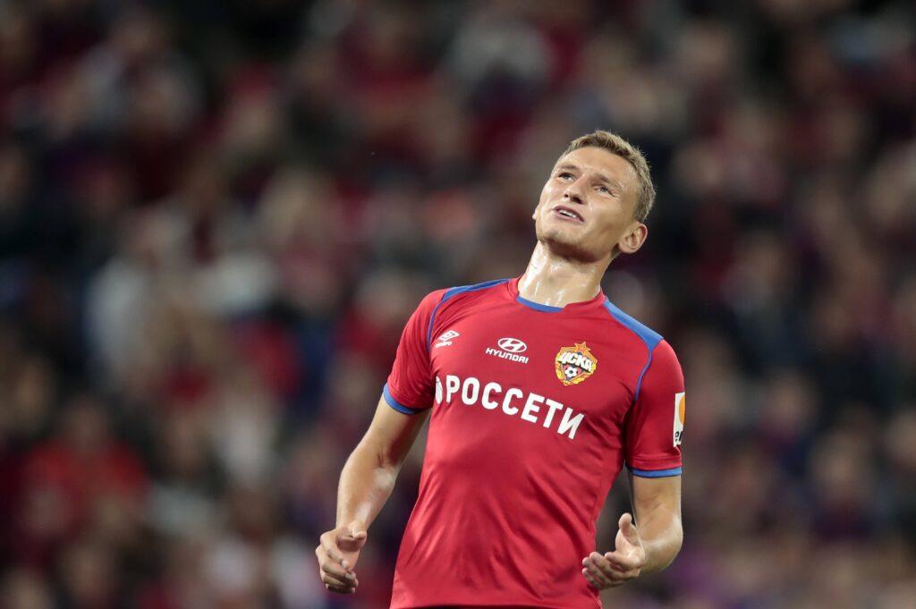 Europeo Under-21, Fedor Chalov in maglia CSKA Mosca
