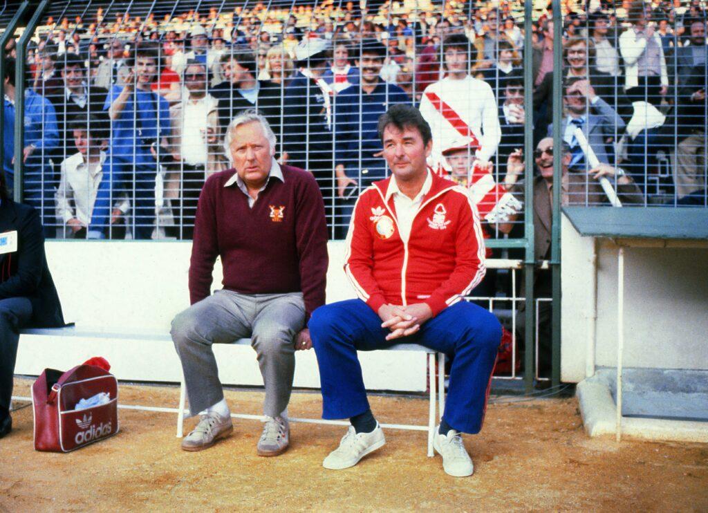 Brian Clough e Peter Taylor