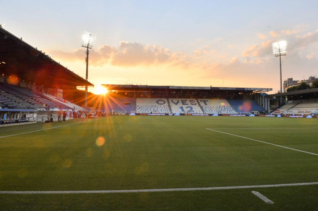 Lo stadio Mazza