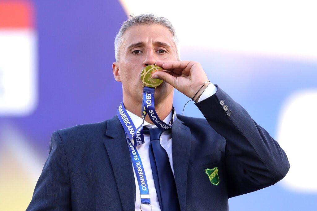Crespo vince la Copa Sudamericana