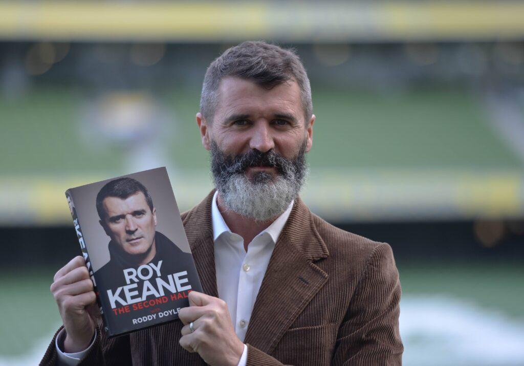 Roy Keane e la sua biografia