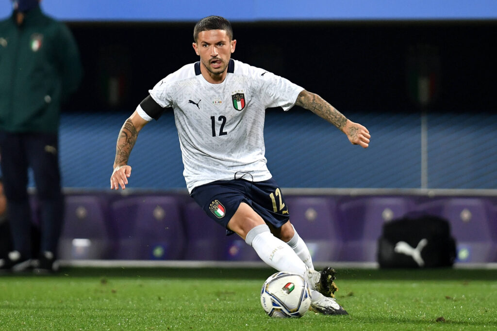Stefano Sensi in Nazionale