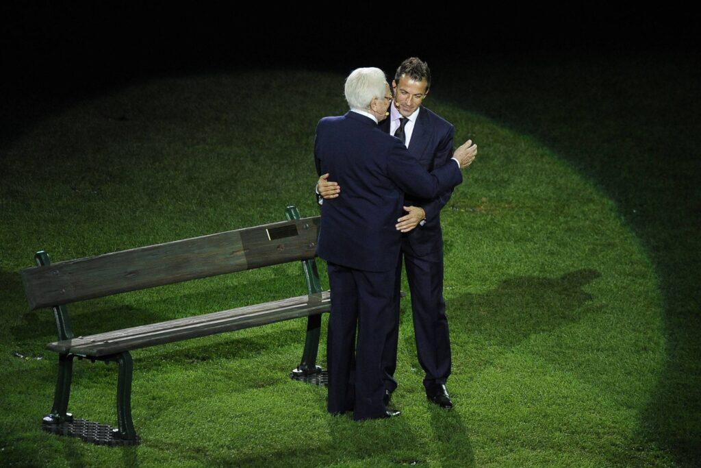 Boniperti e Del Piero