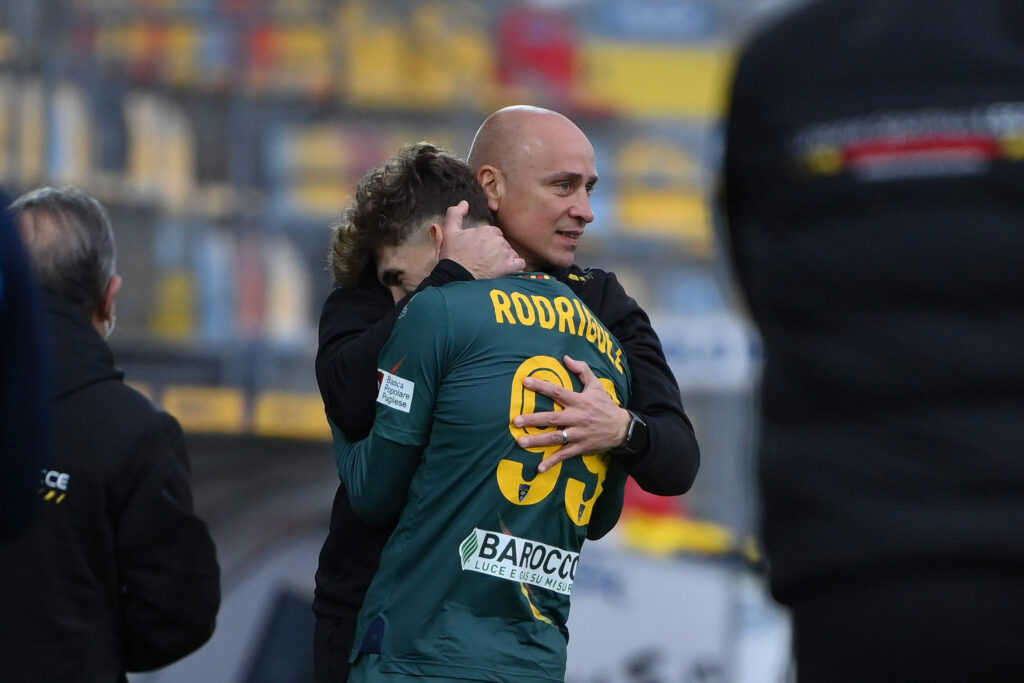 Pablo Rodriguez e Corini